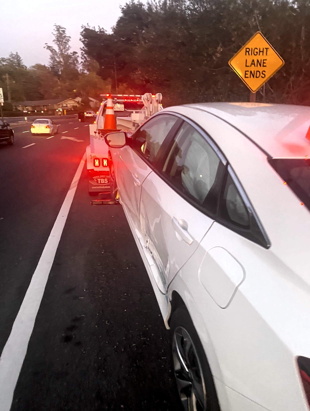 Yarbrough Tow Accident Response
